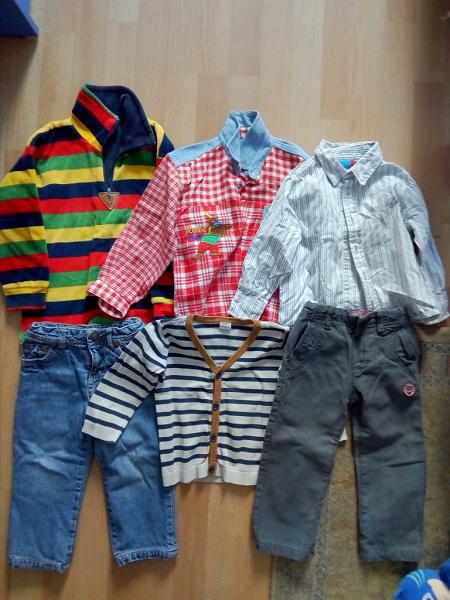 Сбор вещей на мальчика 6 лет