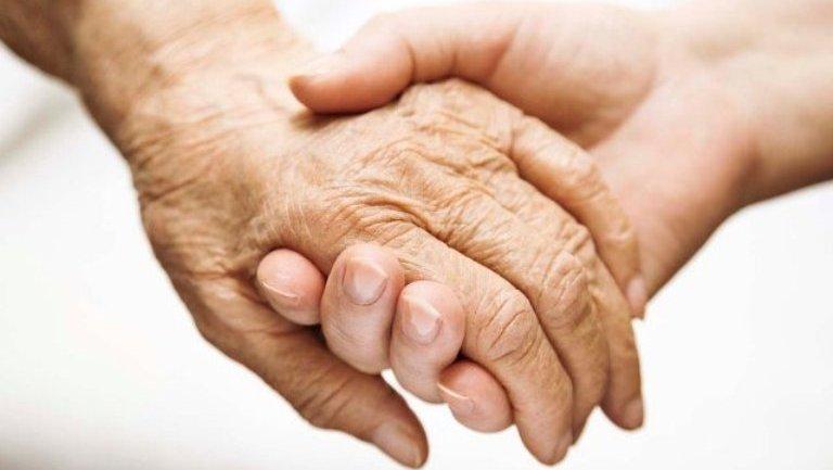 Выезд в дом престарелых