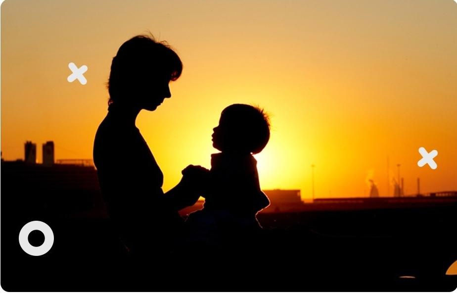 Помощь одинокой маме с малышом