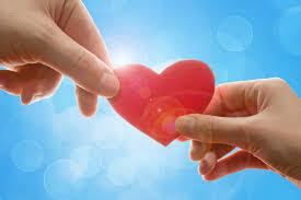 Подарок с большим сердцем