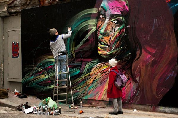 Ищем уличных художников