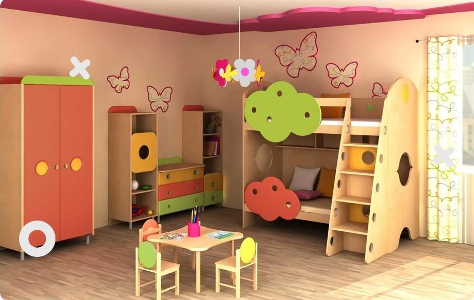 Нужна детская мебель в семью