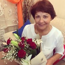 Татьяна Гилева